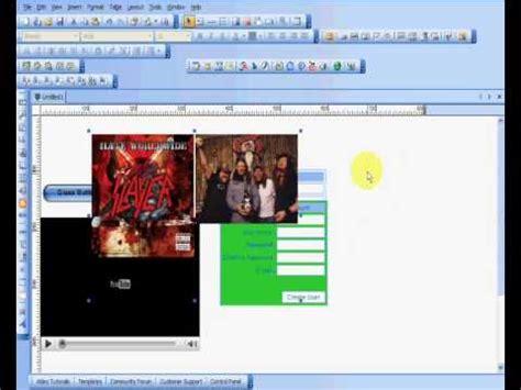 tutorial website builder tutorial video how to create website easy create website