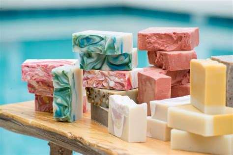 Handcrafted Soaps - cassies handcrafted soaps more