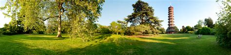 Royal Botanic Garden Kew Royal Botanic Gardens Kew Collection Panorama