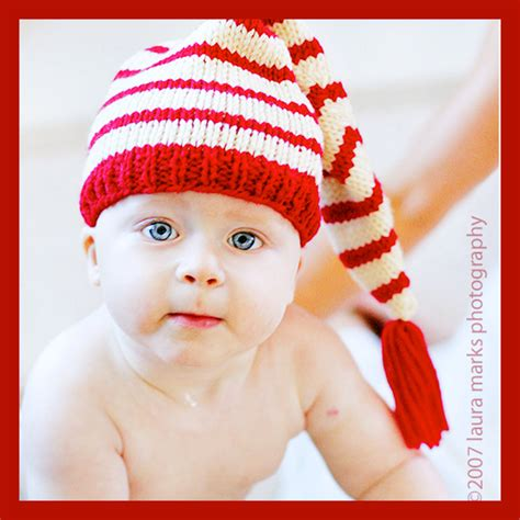 knitting pattern for baby christmas stocking baby stocking cap pattern 3 tutorials by knittingguru