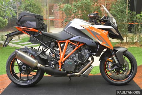 Ktm Gt 2016 Ktm Duke Gt Launched In M Sia Rm125k Image 524746