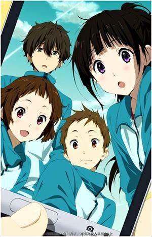 anime hyouka pinterest hyouka anime pinterest anime manga and otaku