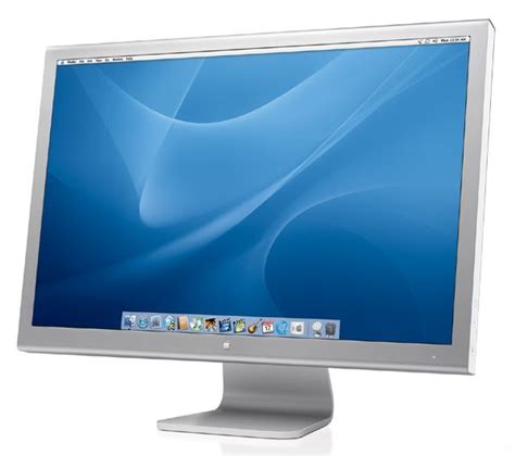 Monitor Lcd Apple apple apple cinema display 24 inch price in tradeline stores egprices