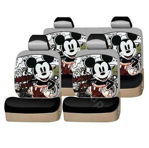 mickey mouse car seat covers buy wholesale mickey mouse universal car seat covers sets