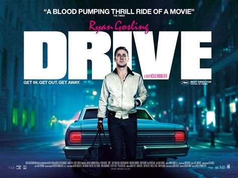 drive poster drive character posters collider