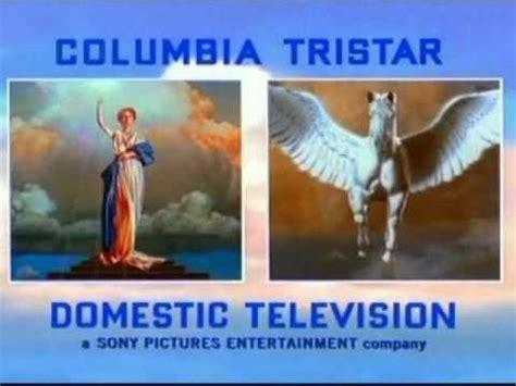columbia tristar domestic television alt logo   youtube
