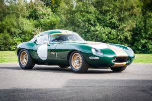 Jaguar E Type Mk1 1963 Jaguar E Type Low Drag Ckl Developments Limited