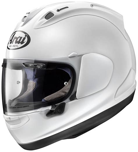 Helm Arai Rx7 Gp Rc Carbon arai rx7 v white free delivery finance
