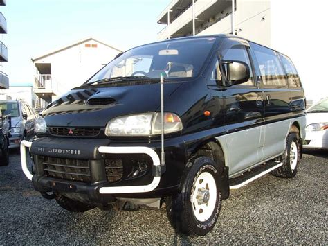 mitsubishi delica mitsubishi delica space gear exceed1 1995 used for sale