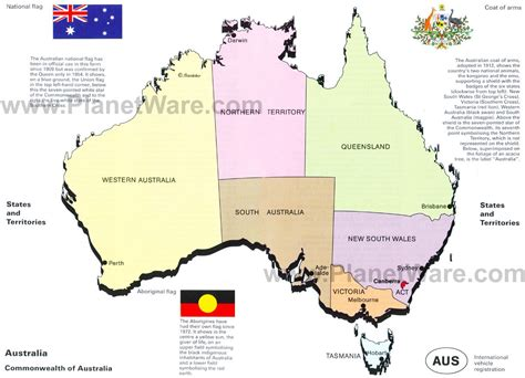 map australian states opinions on states and territories of australia