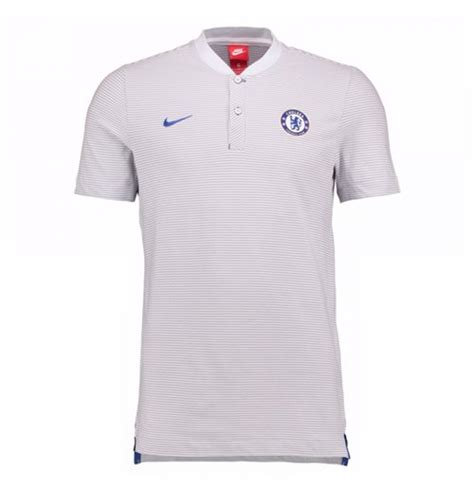 Polo Chelsea C 111 M 2017 2018 chelsea nike authentic grand slam polo shirt platinum for only c 77 97 at