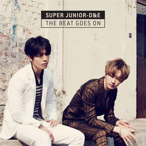 popular in america the beat goes on books mini album junior d e donghae eunhyuk