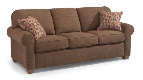 Sofa Mart Recliners Flexsteel Living Room Fabric Sofa 5535 31 Carolina Furniture Mart Bixby Ok