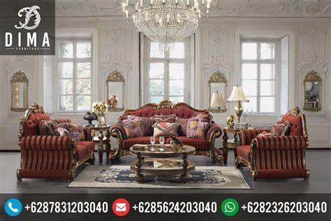 Kursi Sofa Pengantin kursi sofa tamu jati klasik mewah ukiran jepara terbaru murah df 0056 dima furniture jepara