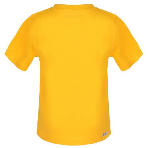 t shirt buy boys timberland 73 t shirt in gold yellow at hurleys