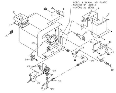 atwood water heater parts diagram atwood rv water heater parts diagram 20 heater 9 see