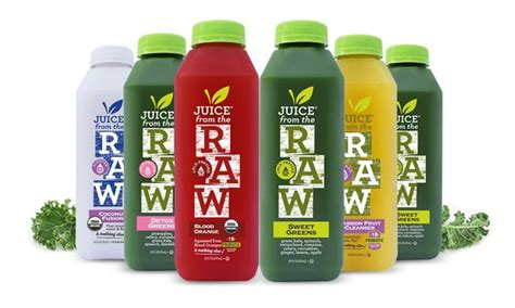 Wow Detox Juice by Juice From The Up To 62 Livingsocial