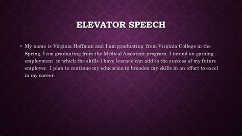 Examples Of A College Resume by Virginia Hoffman Eportfolio