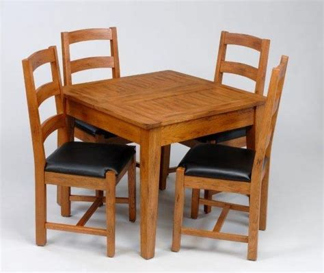 dining table small oak dining table chairs