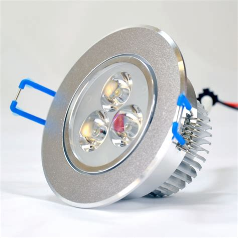 Lu Downlight Led 3 Watt 9 watt led downlight ceiling light 50w 60w halogen