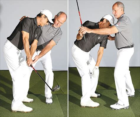 swing the golf club with your body le swing dynamic insight that every golfer needs to