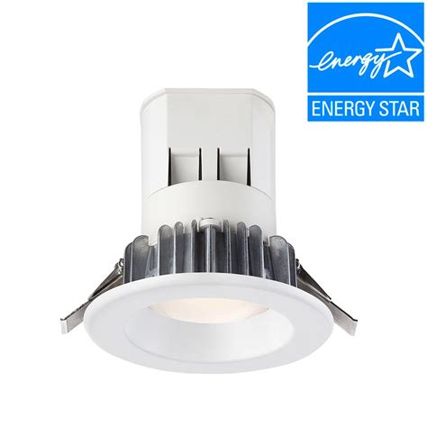home depot can lights envirolite easy up 4 in cool white integrated led