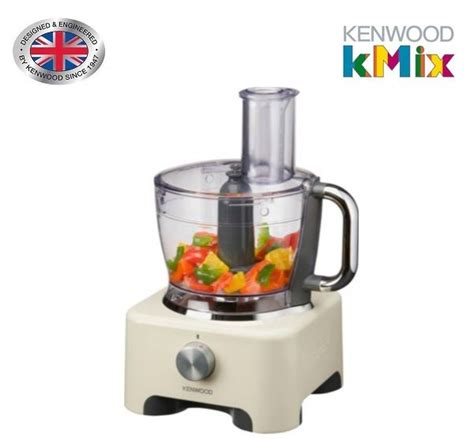 food and accessories kenwood kmix collection food processor with accessories and storage fpx932 100w 8