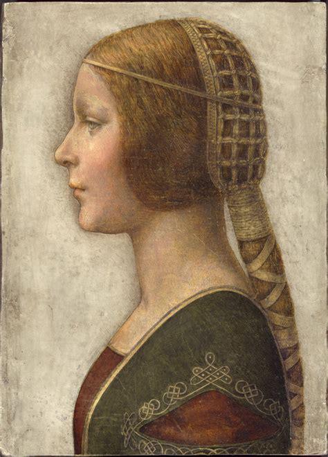 leonardo da vinci renaissance biography la bella principessa leonardo s lost portrait