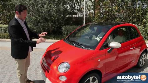 2013 fiat 500e review 2013 fiat 500e test drive electric car review