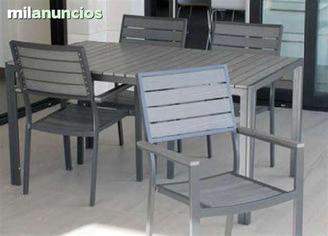 sillas y mesas exterior mesas de terraza mobiliario terraza jardn y playa mesas