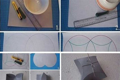 Handmade Boxes Templates - 11 handmade gift boxes simple recycled crafts