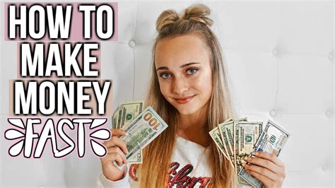 How To Make Money Fast As A Teenager Online - how to make money fast as a teen course learn by watching video s on how to make