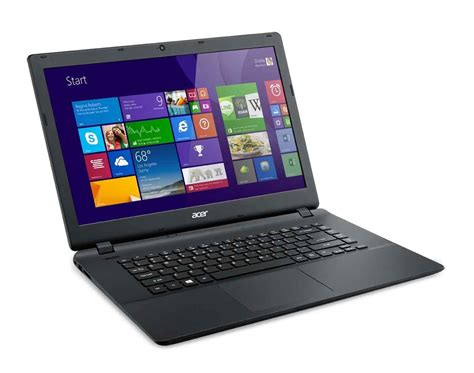 Laptop Acer 14 Inch Windows 8 Acer Aspire Es1 511 15 6 Inch Laptop Windows 8 1 Os 4gb Ram 500gb Hdd Black 4713147451371 Ebay