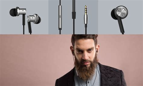 Xiaomi Quantie Hybrid Dual Driver Earphone Dengan Mic Oem Usb Gps Pc xiaomi quantie hybrid dual driver in ear earphones with