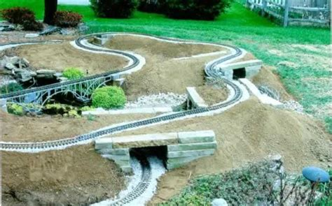 Garden Railroad Layouts Brumblay Gardens Garden Railways