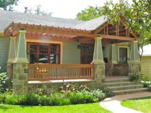House With Pergola by Country House Plans With Front Porch Bungalow Front Porch
