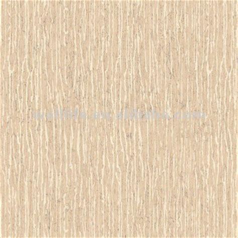 Wallpaper Modern 10m X 53cm Krem Keren non woven simple tree texture design wallpaper wn020404