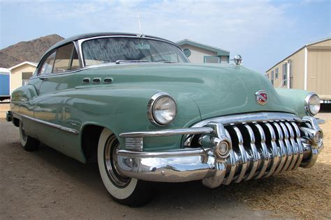50s buick 1950 buick coupe cool automobiles