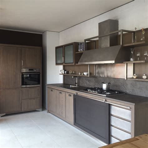 picture of a l cucina l ottocento industrial chic cucine a prezzi scontati