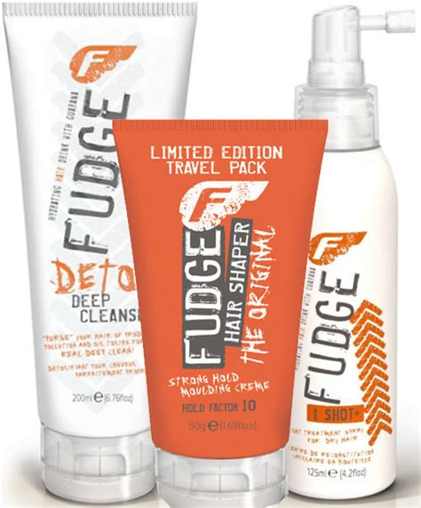 Fudge Detox Cleanser by Fudge Smooth Special Value Gift Set With