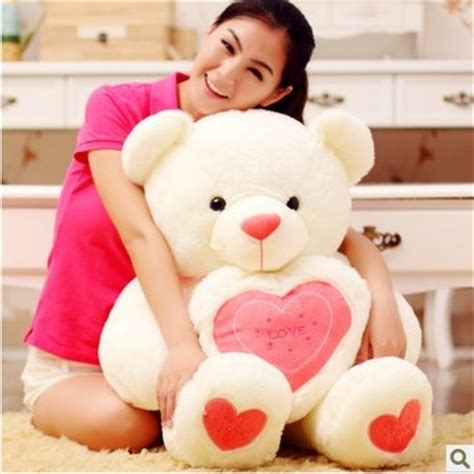 valentines big bears sweet quotes for him and hug2love