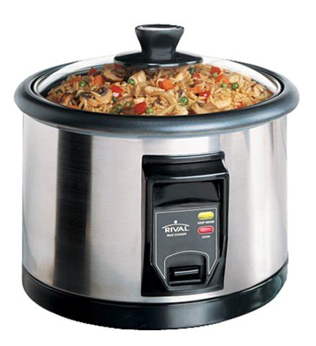 zojirushi ns zcc10 rice cooker rival rcs200 20 cup