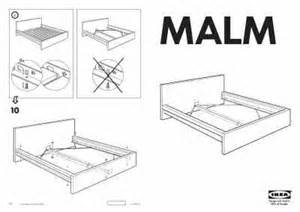 ikea malm bed frame queen furniture download user guide