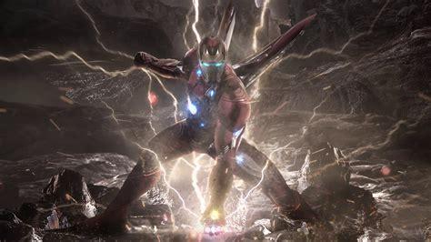 iron man avengers game infinity gaunlet