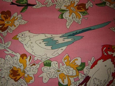 Kitschy Ls by Retro Bird Fabric