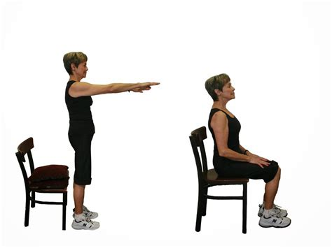 Exercise For Chair by Fitness Without The