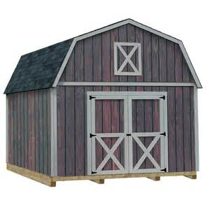 shop best barns denver with floor gambrel engineered wood