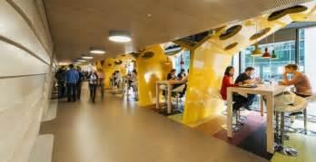 ireland office google ireland office by camenzind evolution dublin 187 retail design blog