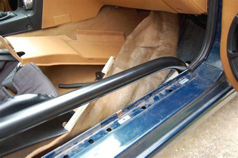 Miata Door Bars by Door Bars Installed Pictures Miata Turbo