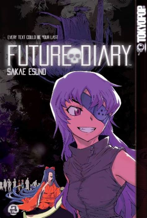 Future Diary Vol 3 future diary 9 vol 9 issue
